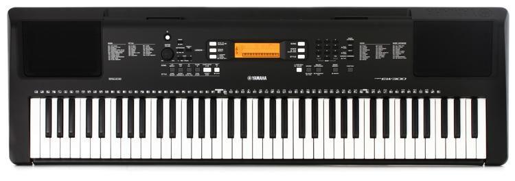 Yamaha PSR EW300 Beginner Keyboard