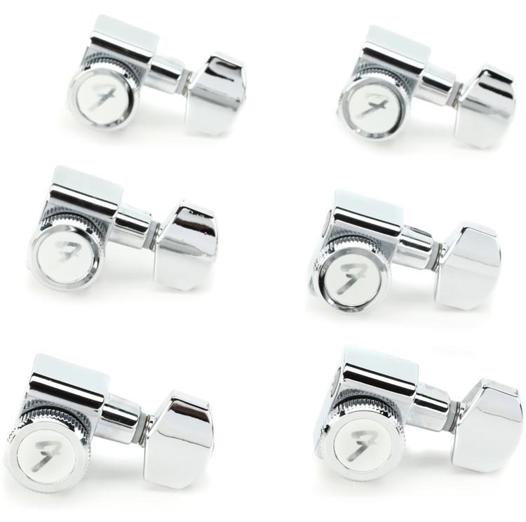 Fender Locking Tuners >> Locking Stratocaster Telecaster Tuning Machines Chrome