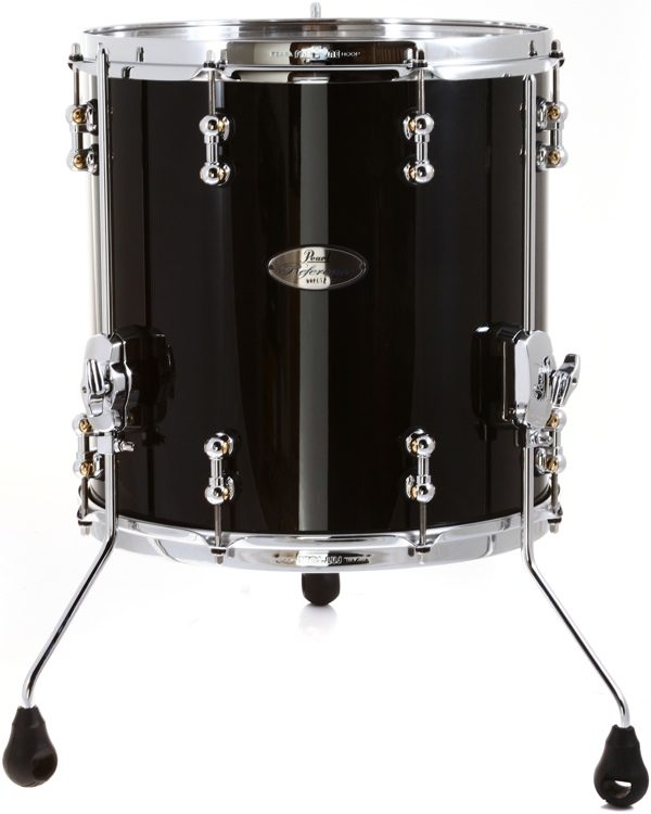 Pearl Reference Pure Series Floor Tom 14 X 14 Piano Black