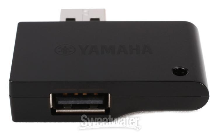 Yamaha UDWL01 WIFI USB/MIDI Adapter MIDI Keyboards & Accessories ...