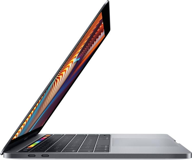 13-inch MacBook Pro with Touch Bar: 2 7GHz quad-core i7, 512GB - Space Gray