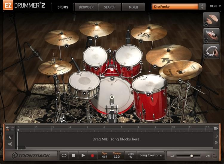 torrent ezdrummer expansion