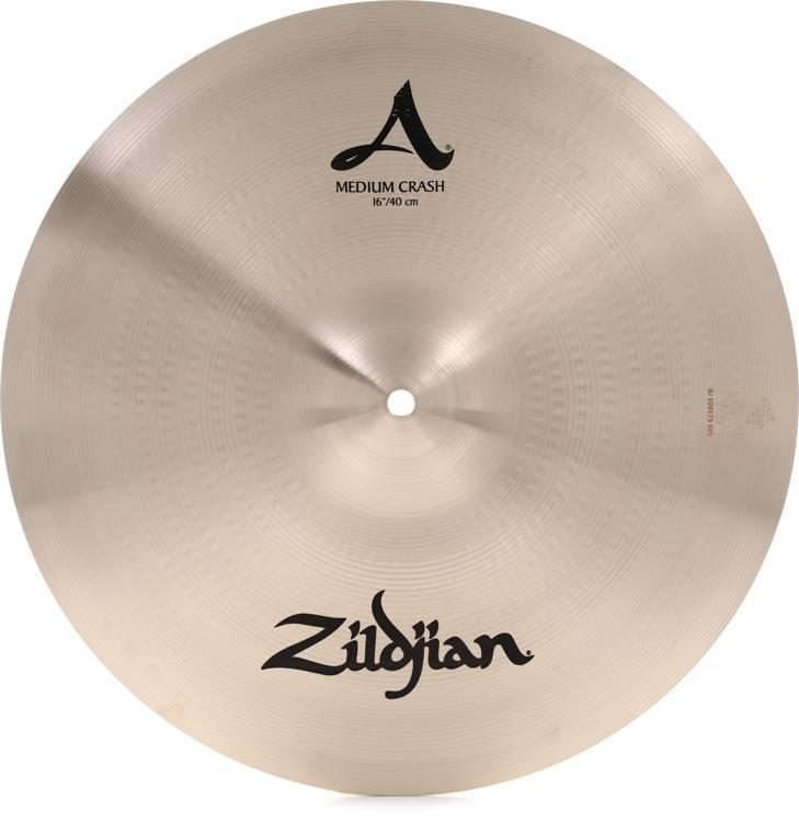 c3ef39a2cf0b Zildjian A Series Medium Crash Cymbal - 16