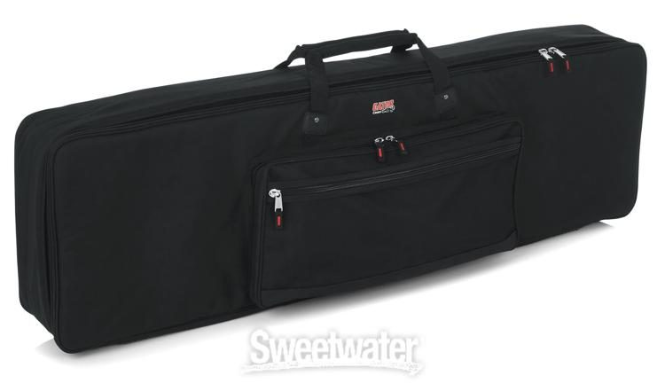 Gator 88-key Slim Keyboard Gig Bag GKB-88 SLIM