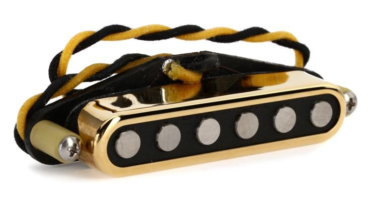 Tv Jones Pickups >> Starwood Tele Pickup Neck Gold