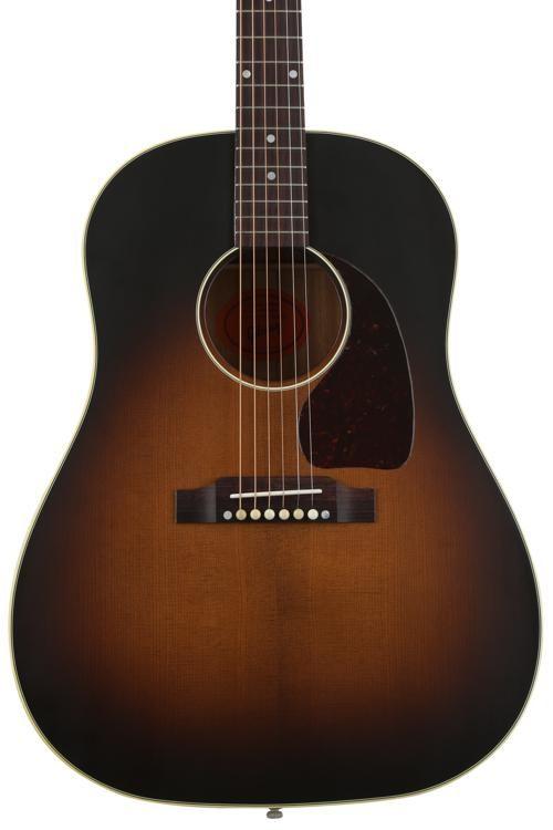 d6e91c65b1d Gibson Acoustic J-45 Vintage 2018 - Vintage Sunburst | Sweetwater