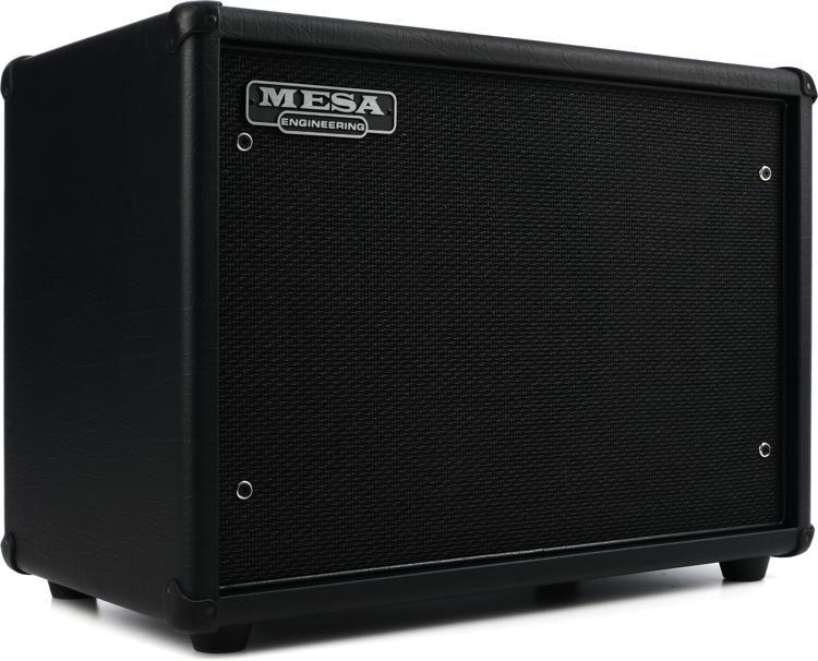 Mesa Boogie Widebody Closed Back 90 Watt 1x12 Extension Cabinet Black