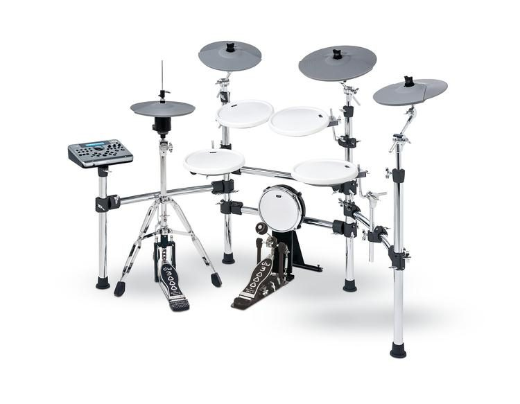 Kat percussion kt4 electronic drum set sweetwater kat percussion kt4 electronic drum set image 1 solutioingenieria Images