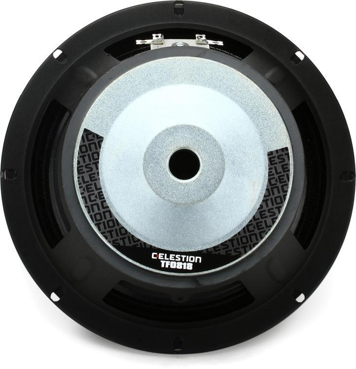 "Celestion TF0818 8"" 100-Watt Low Freq Pressed Chassis Ferrite PA Speaker"