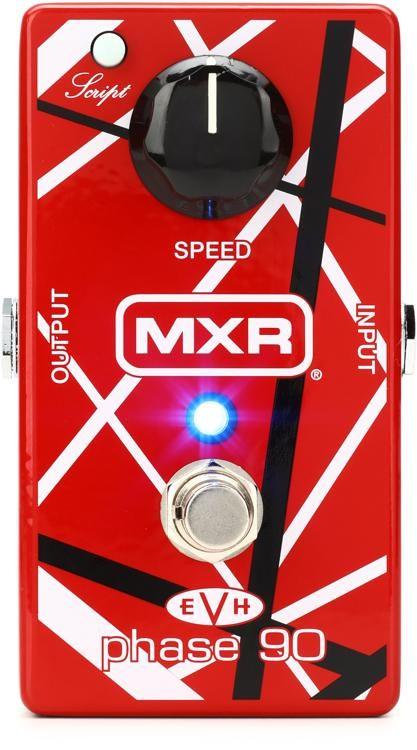 570455e33de MXR EVH Phase 90 Eddie Van Halen Phase Pedal image 1