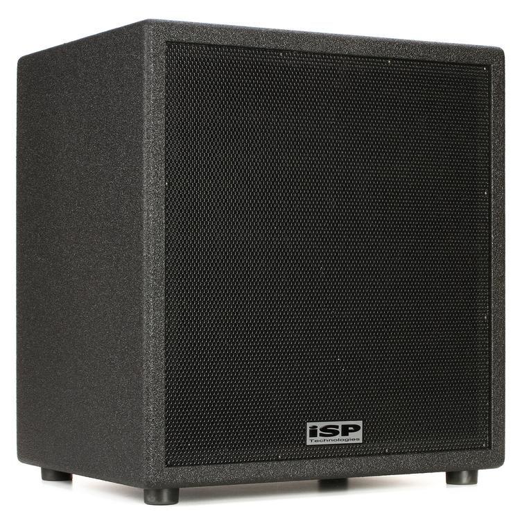 """Bass Vector 8 8-watt 8x8"""" Powered Bass Cabinet"""