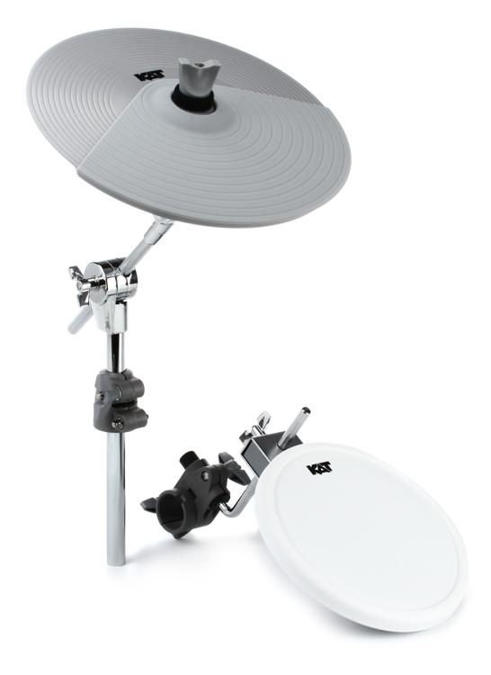 KT2EP3 Drum Pad and Cymbal Kit