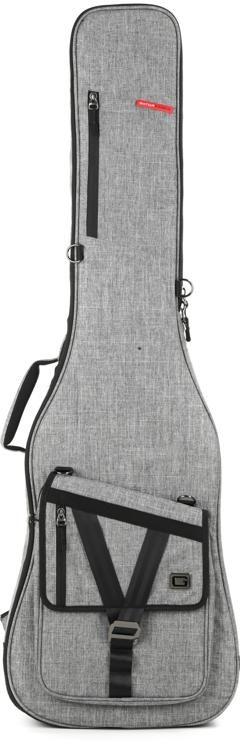 Gator Transit Series Bass Guitar Bag Charcoal Image 1