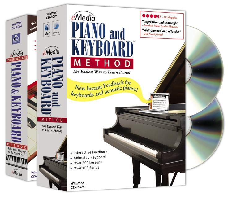 Piano keyboard for mac