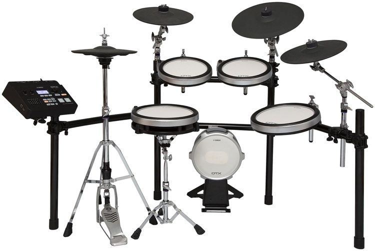 Yamaha dtx760k electronic drum set sweetwater yamaha dtx760k electronic drum set image 1 solutioingenieria Image collections