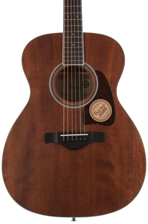 Ibanez Ac340 Open Pore Natural Sweetwater