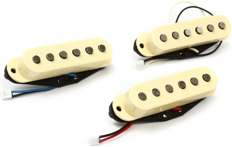 American Select Solderless Stratocaster Pickups