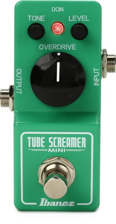 Tube Screamer Mini Pedal