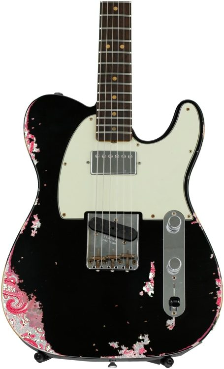 Fender Custom Shop Limited Edition Heavy Relic H S Telecaster