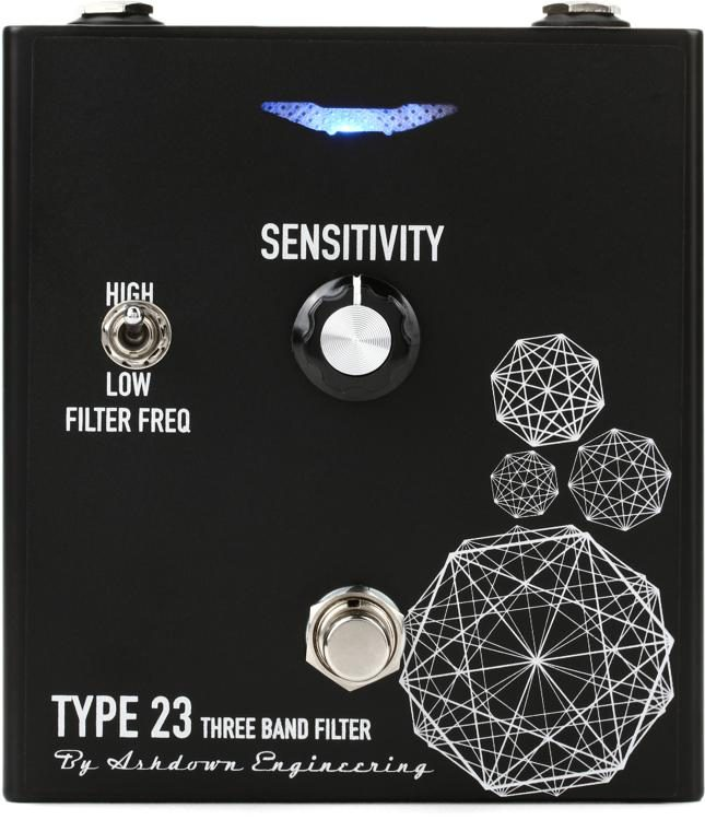 Type 23 Multi-Band Bass Filter Pedal