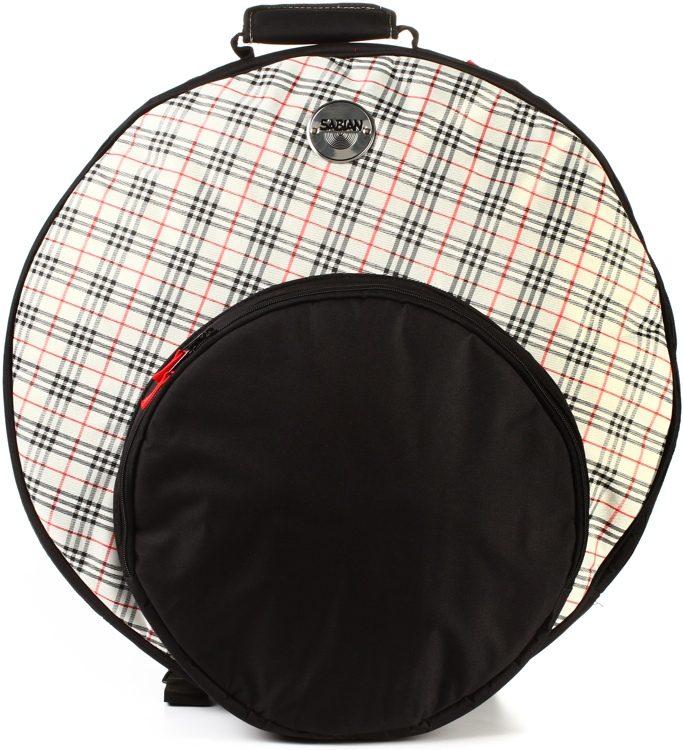 Sabian Fast Cymbal Bag 22 With Hi Hat Clutch Cradle Image 1