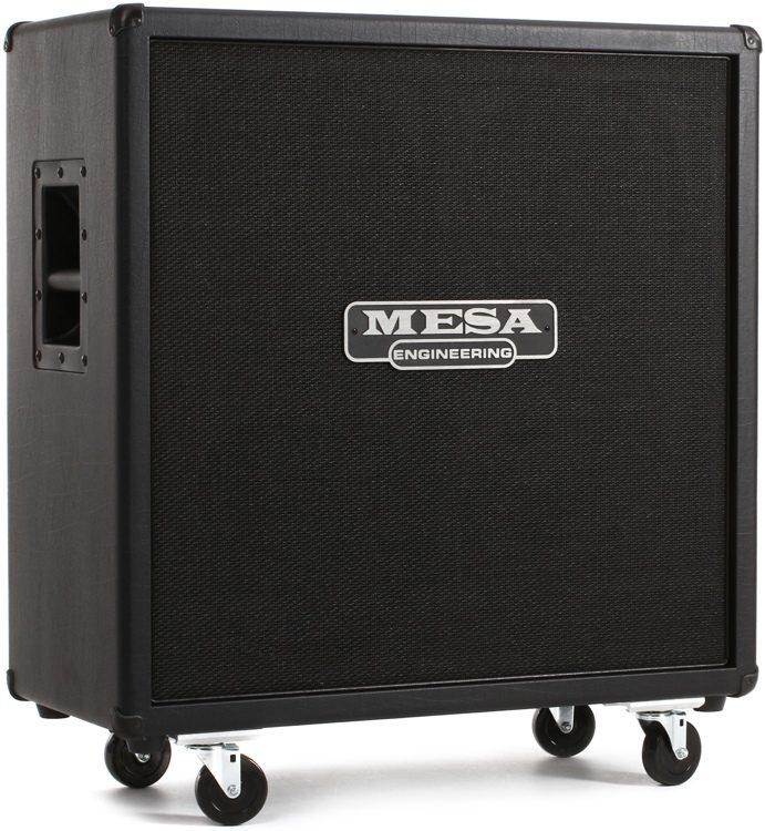 Mesa Boogie Rectifier Traditional 4x12 240 Watt Straight Extension Cabinet Image