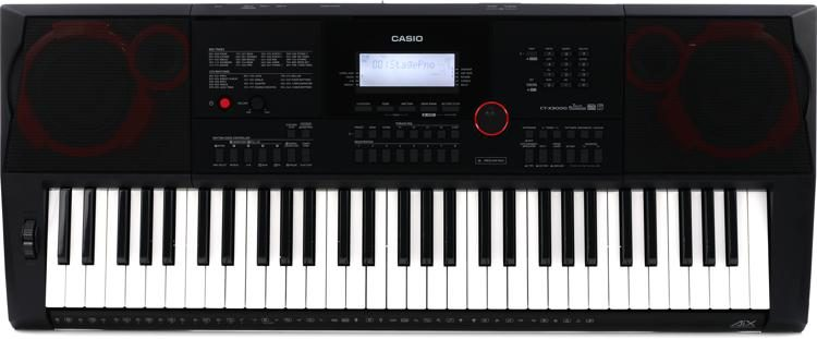 Casio CTX-3000