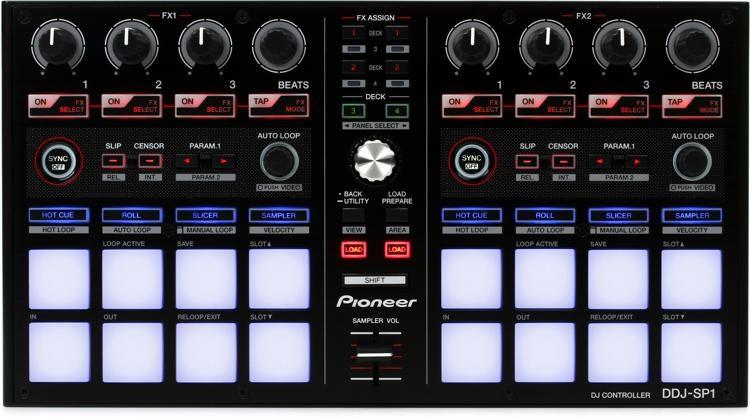 DDJ-SP1 Sub-Controller for Serato DJ Pro