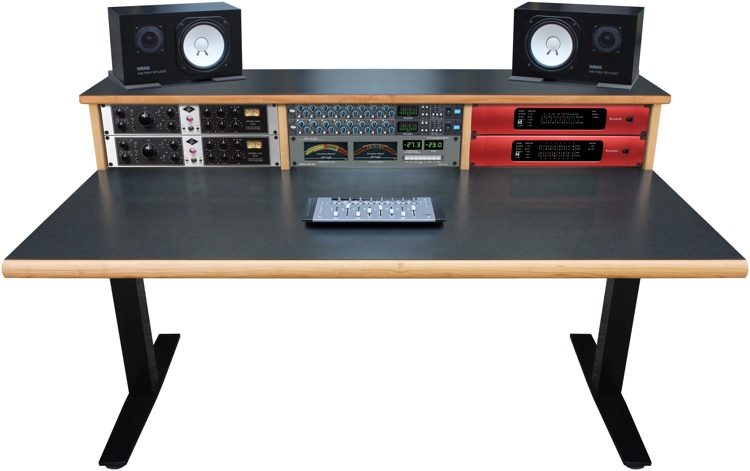 sound construction scs elevation workstation 4x3 studio desk rh sweetwater com studio workstation desk for sale best studio desk workstation