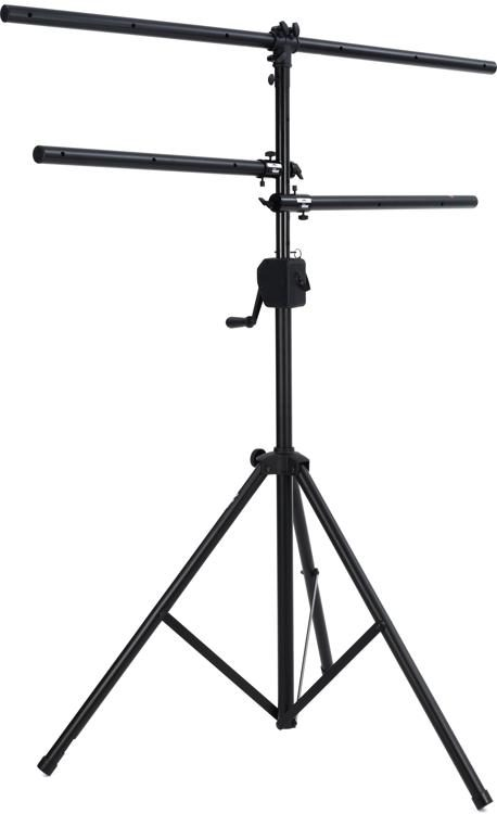 Ls7805qik Crank Up Lighting Stand With Side Bars