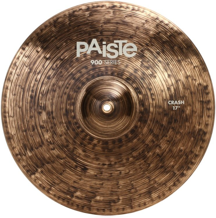 Paiste 900 Series Crash Cymbal 17 in.