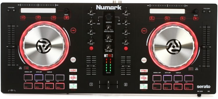 driver numark mixtrack pro 2
