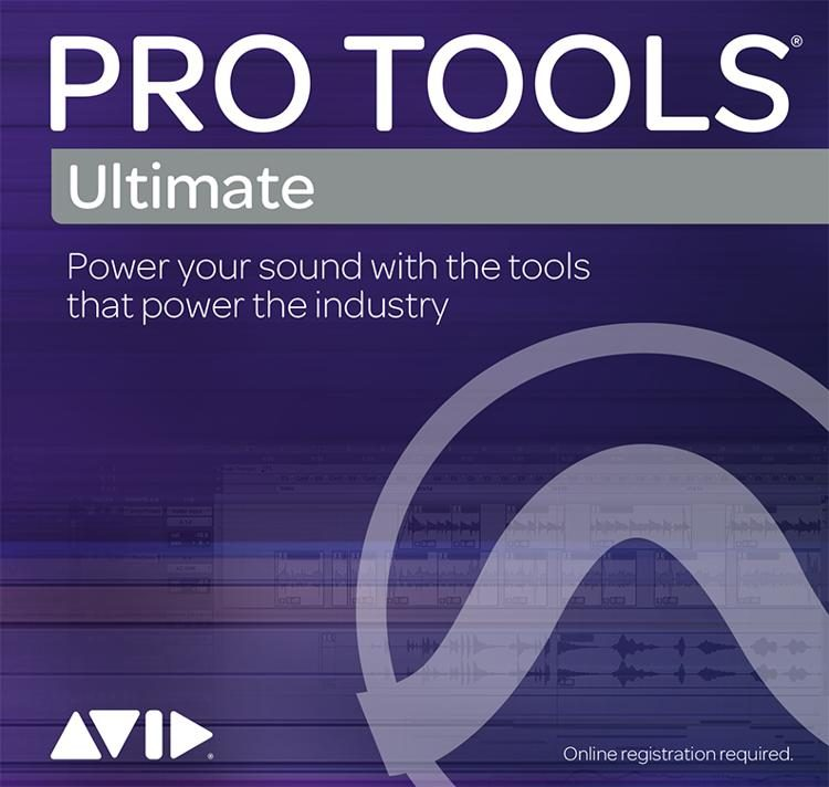 Pro Tools | Ultimate with 1-Year of Updates + Support Plan - Upgrade from  Pro Tools 11 or Higher