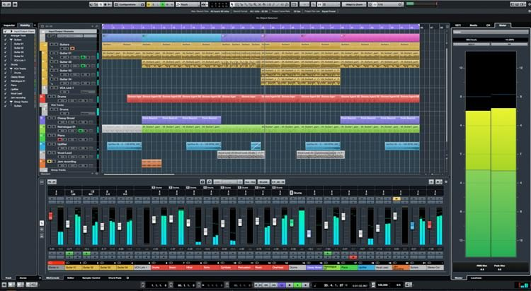 Cubase Pro 9 5 - Update from Cubase Pro 7/7 5/8 (download)