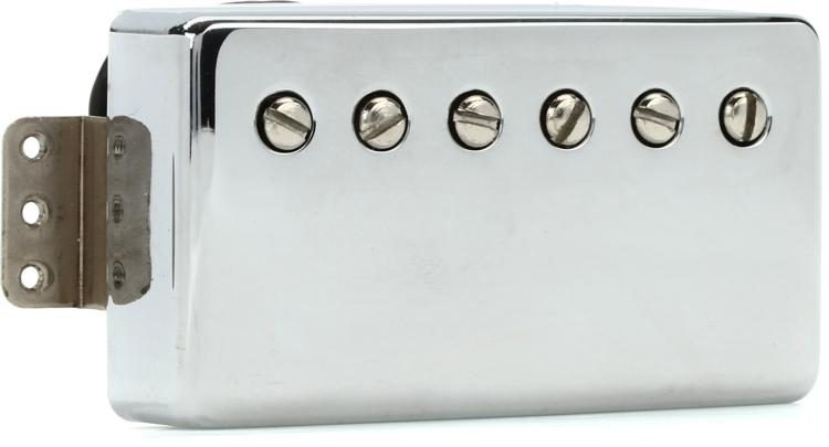 Chrome Fender Double Tap Humbucker as used in the Yosemite series