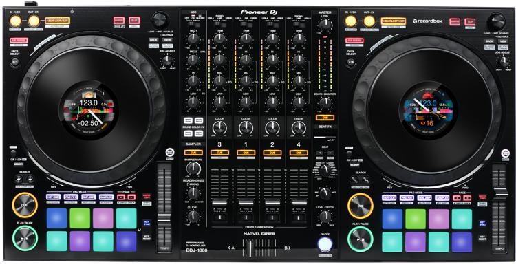 8894f1b97a Pioneer DJ DDJ-1000 4-deck rekordbox DJ Controller