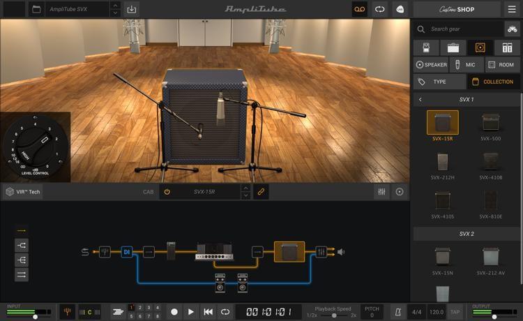 Ampeg SVX Software Suite