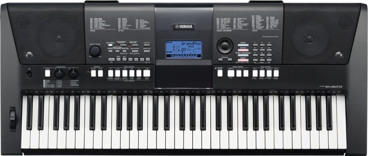 YAMAHA PSR E423 KEYBOARD DRIVERS FOR WINDOWS