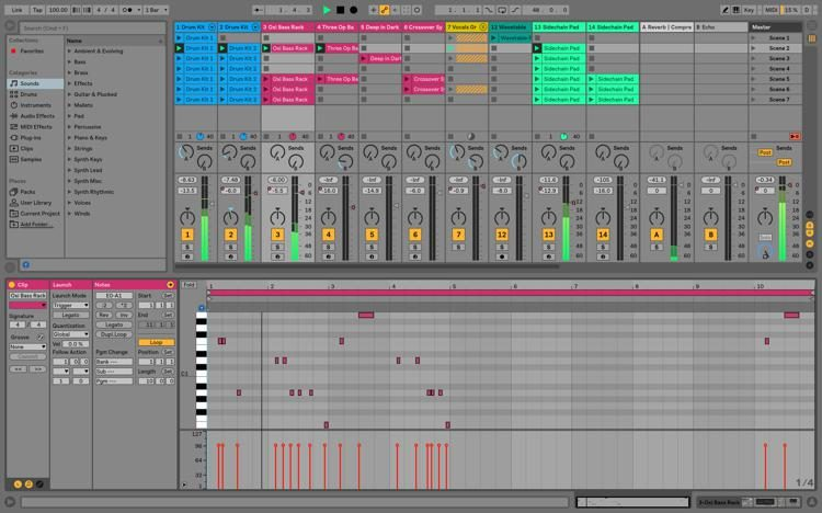 Ableton live 10 suite upgrade from live 7-9 suite (download.