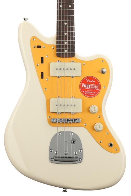 Squier J Mascis Signature Jazzmaster Vintage White Sweetwater - How to create and invoice vintage online stores