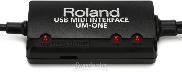 Roland UM-ONE Midi Interface