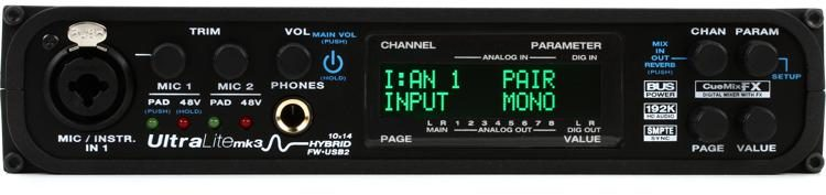 MOTU ULTRALITE-MK3 HYBRID REV3 AUDIO INTERFACE WINDOWS XP DRIVER DOWNLOAD