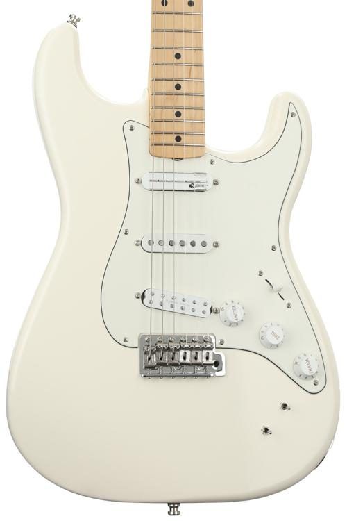 Fender Eob Ed Obrien Stratocaster Olympic White Sweetwater