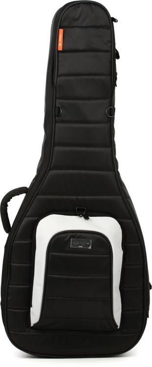 Mono M80 Dreadnought Hybrid Gig Bag Jet Black Image 1
