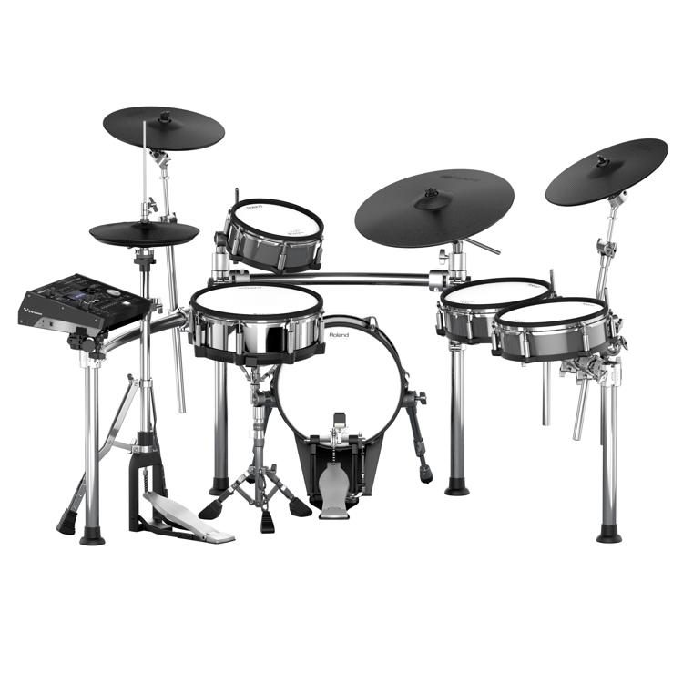 Roland v drums td 50kv 5 piece electronic drum set sweetwater roland v drums td 50kv 5 piece electronic drum set image 1 solutioingenieria Images