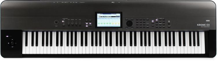 Krome EX 88-key Synthesizer Workstation