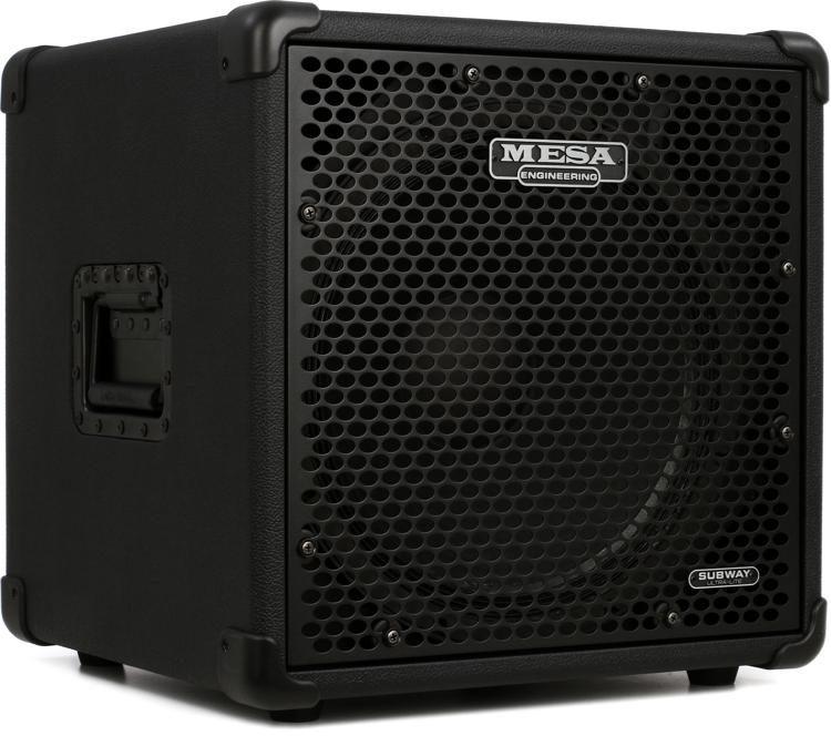 Mesa Boogie Subway B Cabinet 400 Watt 1x15 8 Ohms Image 1
