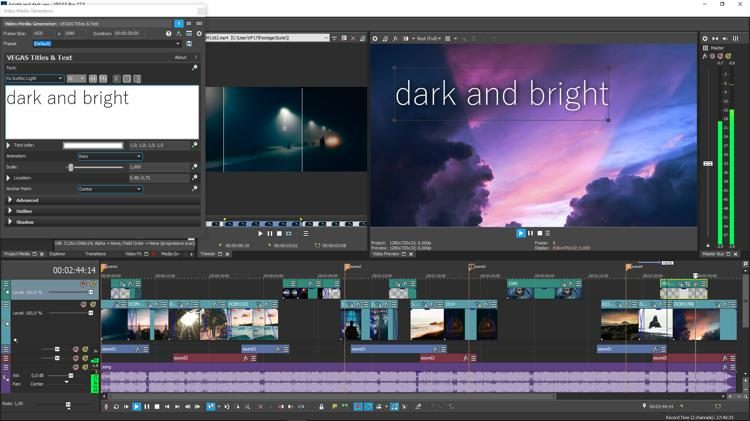 Vegas Pro 17 Suite (download)
