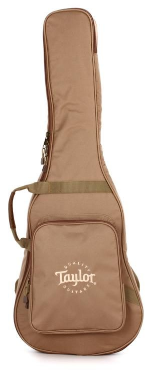 5e601dbfe8 Taylor Gig Bag for Big Baby & Academy Series - Tan | Sweetwater