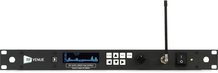 RF Explorer RackPRO Spectrum Analyzer
